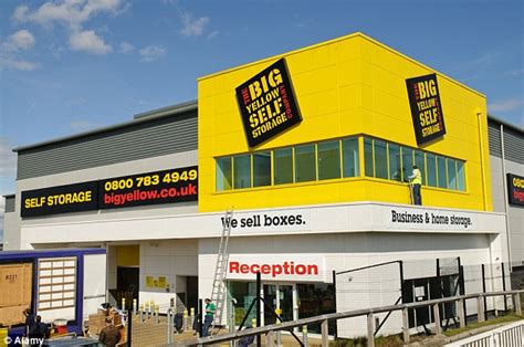 Big Yellow by Big Yellow Storage Pays Himself Big Bonus After