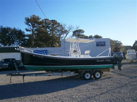 used downeast fishing boats for sale 2010 used eastern boats 248cc downeast fishing boat for