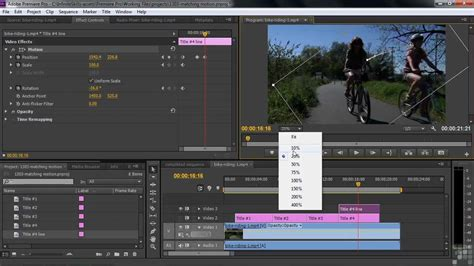tutorial adobe premiere cs6 adobe premiere pro cs6 tutorial motion matching