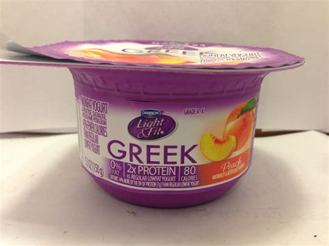 greek light and fit dannon light and fit nutrition peach nutrition ftempo