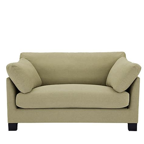 small sofas ikon snuggler sofa from john lewis small sofas