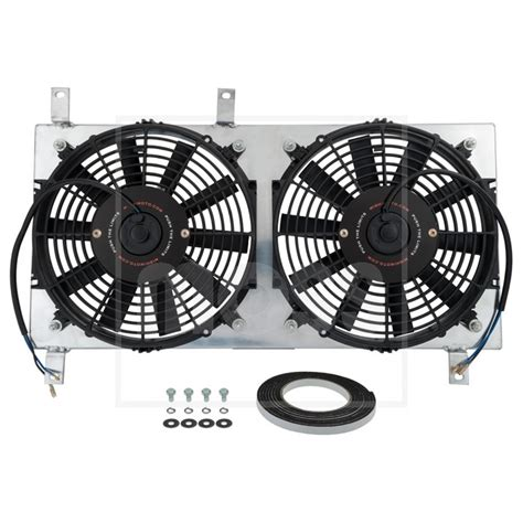 mishimoto fan mount kit fan kit mishimoto with shroud