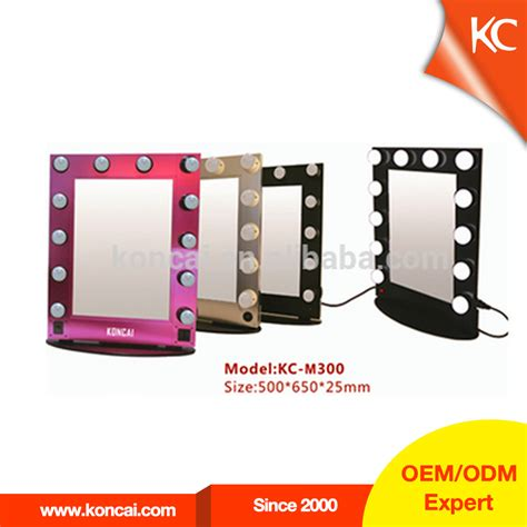 wholesale lighted makeup mirrors wholesale cheap vanity makeup mirror with light metal