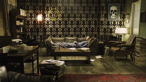 sherlock living room sherlock easter eggs you might missed in the special