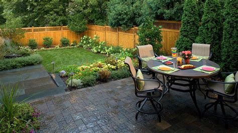 small backyard landscaping in minneapolis southview