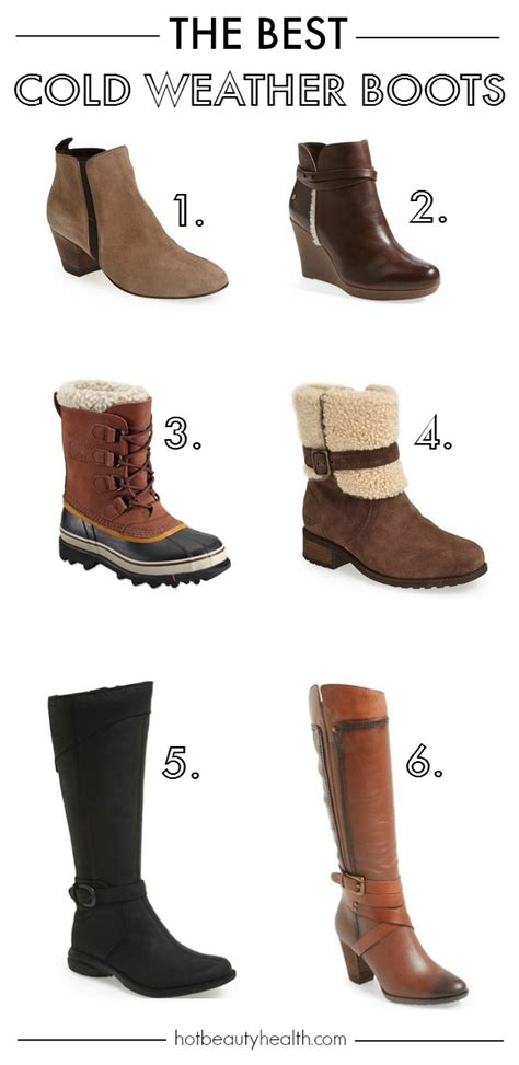 best cold weather boots for the best cold weather boots from nordstrom