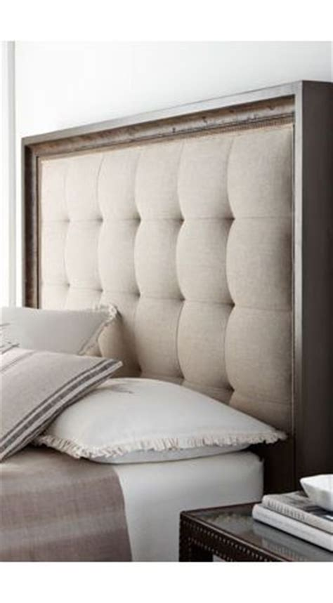 Fabric And Wood Headboards by Stained Wood Trim And Wooden Headboards On