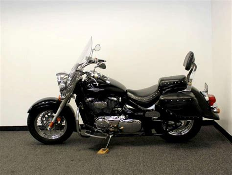 2008 Suzuki C50t Buy 2008 Suzuki Boulevard C50t Cruiser On 2040 Motos