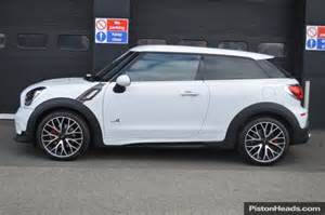 Mini Cooper Paceman White Used Mini Paceman Cars For Sale With Pistonheads