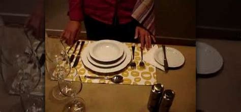 how to set a dinner table how to set a beautiful dinner table properly 171 kitchen