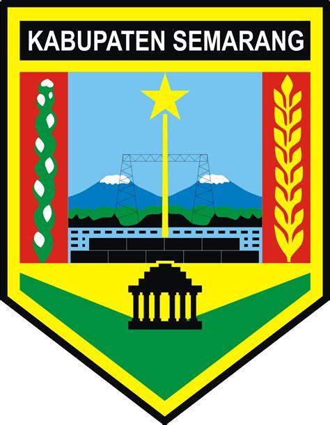 logo kabupaten semarang kumpulan logo indonesia