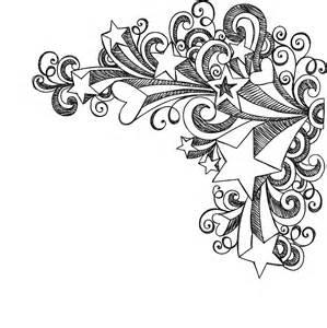 Doodle Transparent Cactus Sketch Coloring Page