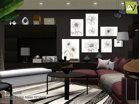 sims 3 living room sets sims 3 living room sets my sims 3 suavis living set by