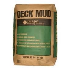 deck mud mortar 100093384 floor and decor