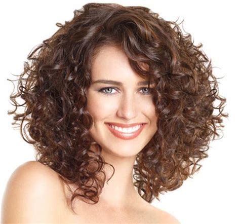 hairstyles with perms for middle length hair image result for medium curly hairstyle trends shoulder