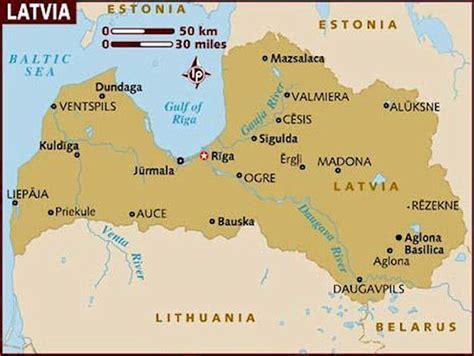 latvia on the world map latvia maps