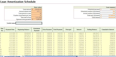 loan payment calculator excel excel mortgage calculator payment