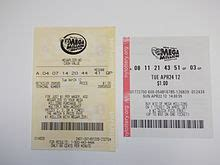 mega millions lottery ticket numbers