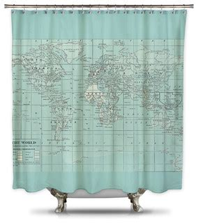 eclectic shower curtains catherine holcombe pillow fabric shower curtain standard