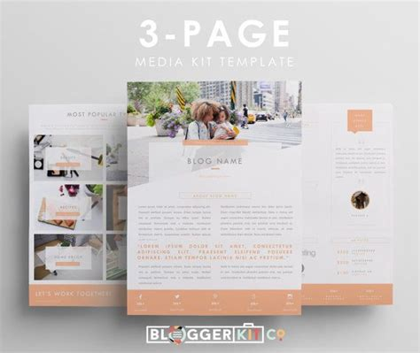 home design media kit best 25 press kits ideas on pinterest