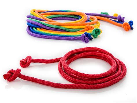 Syjumbo Rainbow Rope rainbow polypropylene jump rope gopher sport