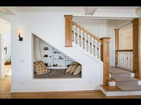 Under stairs storage ideas 2018 How To Use Small Space