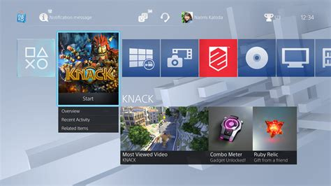 ps4 themes download usb playstation 4 update brings usb music player home screen