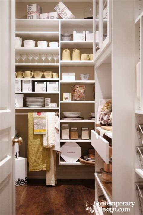 Designing A Pantry by Small Walk In Pantry Designs