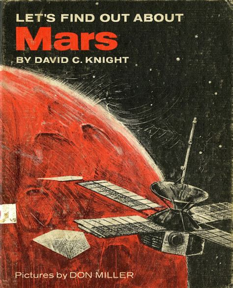 the of mars books dreams of space books and ephemera let s find out about