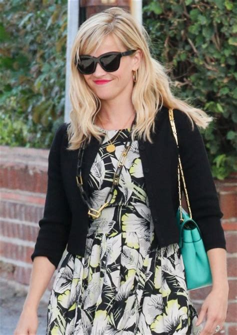 Spotted Shopping Cameron Reese And More by Reese Witherspoon Shops In Style After Closing New Deal