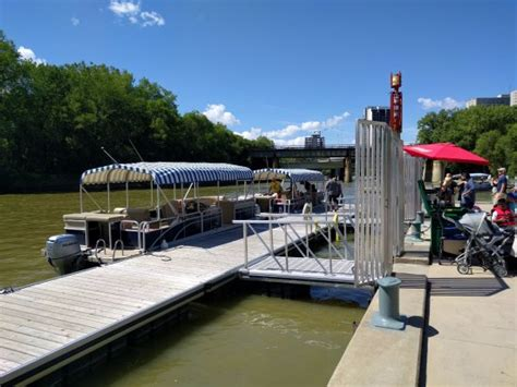 boat cruise winnipeg boat tours water taxi picture of the forks national