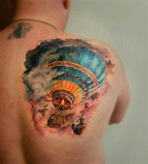 watercolor tattoo ulm best 25 balloon ideas on air balloon