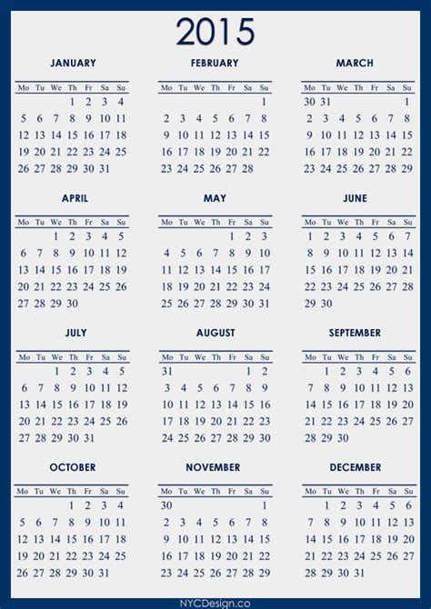 Fiscal Year 2015 Calendar Search Results For Printable 2015 Fiscal Calendar Page 2