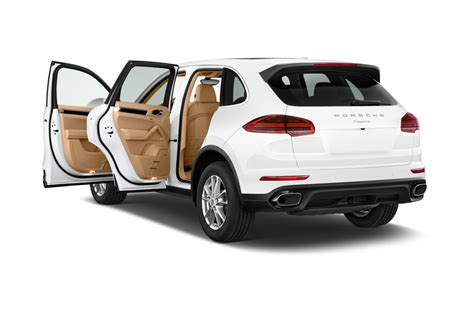 Porsch Suv by 2017 Porsche Cayenne Reviews And Rating Motor Trend
