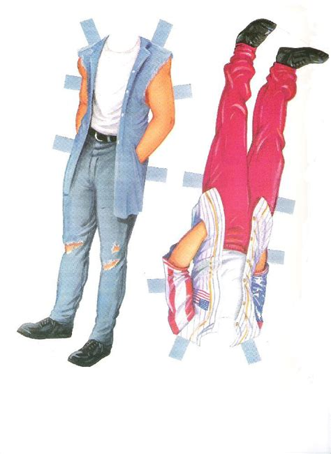 new year paper clothes blossom paper dolls tv shows and new and