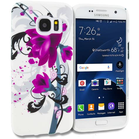 Fonel Soft Samsung Galaxy S7 Cover for samsung galaxy s7 tpu design soft silicone protective