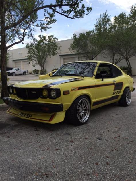 mazda 1977 rx3 sp for sale mazda other 1977 for sale in