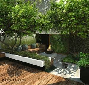 Small Area Garden Ideas Contemporary Gardens Landscape Design And Formal Gardens On
