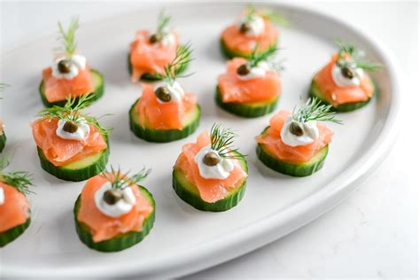 appetizers healthy healthy smoked salmon appetizer elizabeth rider