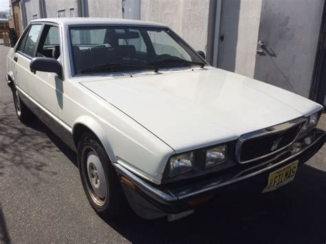 free online auto service manuals 1989 maserati 430 security system 1989 maserati biturbo 430 for sale in old bridge new jersey united states