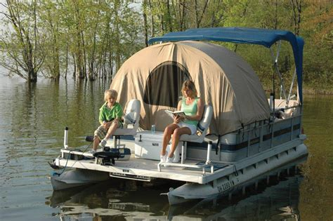 What Is A Bow Window pontoon boat zippered enclosure sun shade shelter privacy