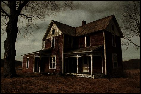 haunted houses on abandoned houses abandoned