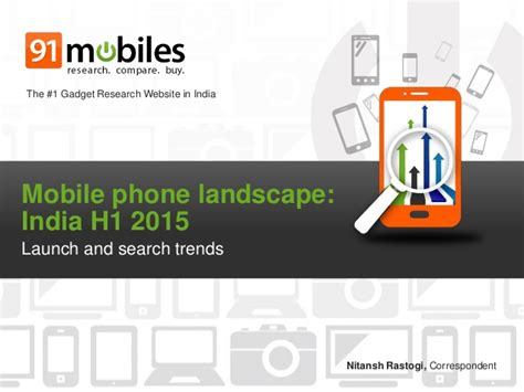 Phone Lookup India Mobile Mobile Phone Landscape India H1 2015
