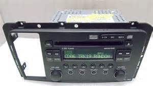 Volvo Radio 05 06 2007 2008 Volvo V70 S60 Radio 6 Cd Changer Hu 850 Ebay