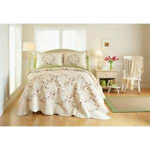 better homes and gardens quilts better homes and gardens hannalore bedding quilt walmart