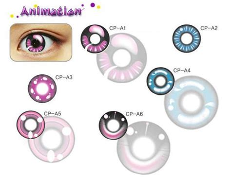 Animation 14 Mm Cp F3 circle lens br