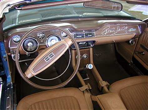 1968 Mustang Deluxe Interior by 1968 Gt500kr Mustang