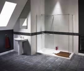 Modern Bath Shower Trend Homes Walk In Shower Modern Design