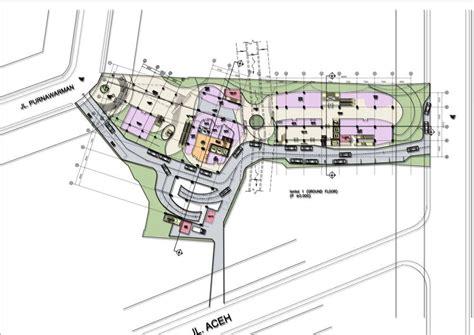 gambar layout pabrik roti apartemen dijual apartemen mewah lagrande merdeka taman