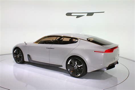 Kia Gt Production Kia Gt Announcement Coming Soon Gt4 Stinger Sports Car